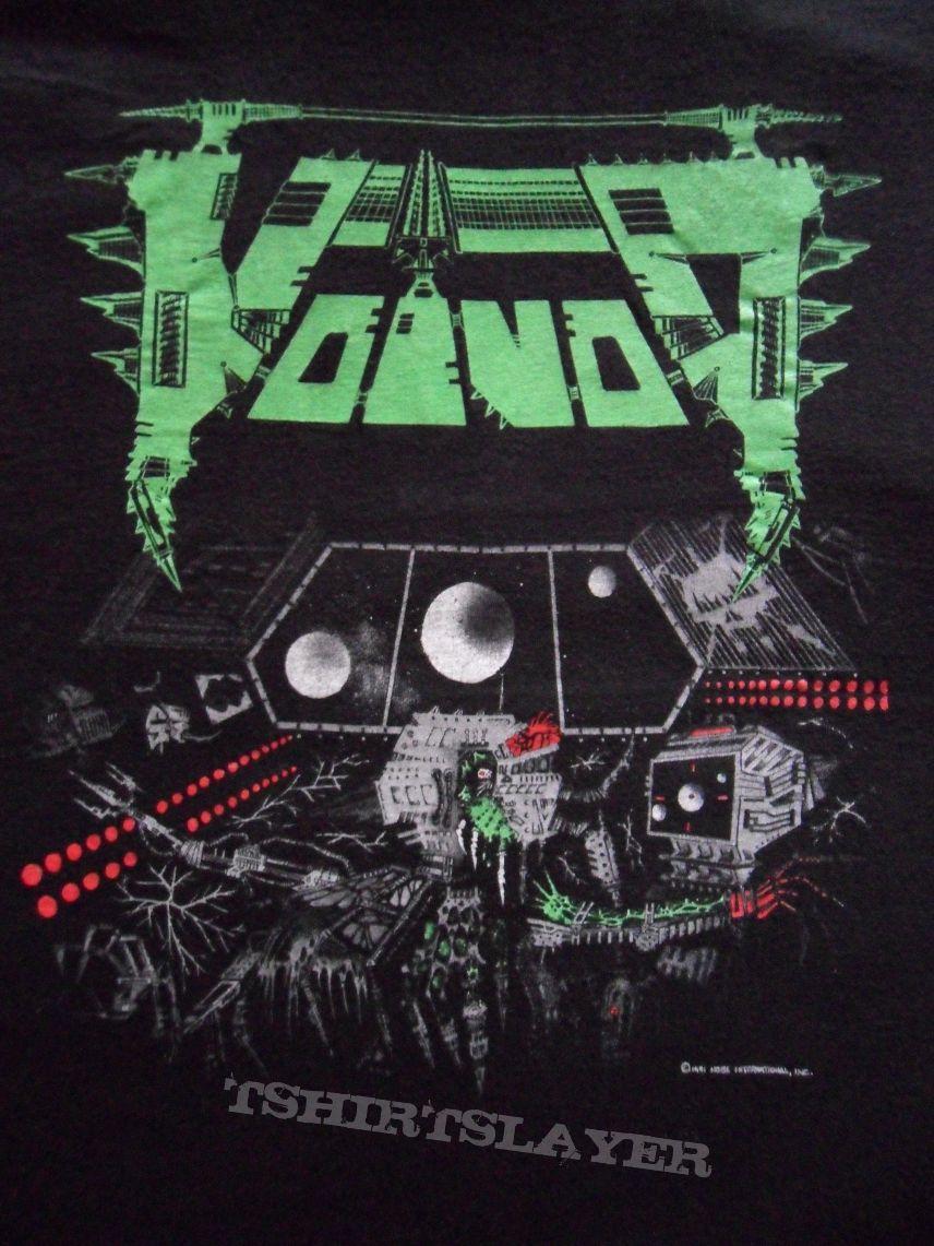 Voivod- Killing Technology (1991 Noise International)