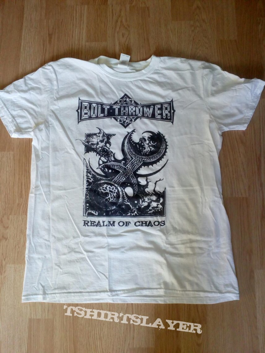 Bolt Thrower — Realm Of Chaos