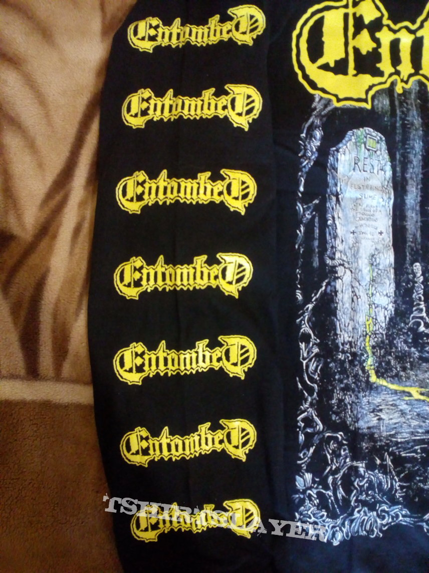 Entombed — Left Hand Path Long Sleeve