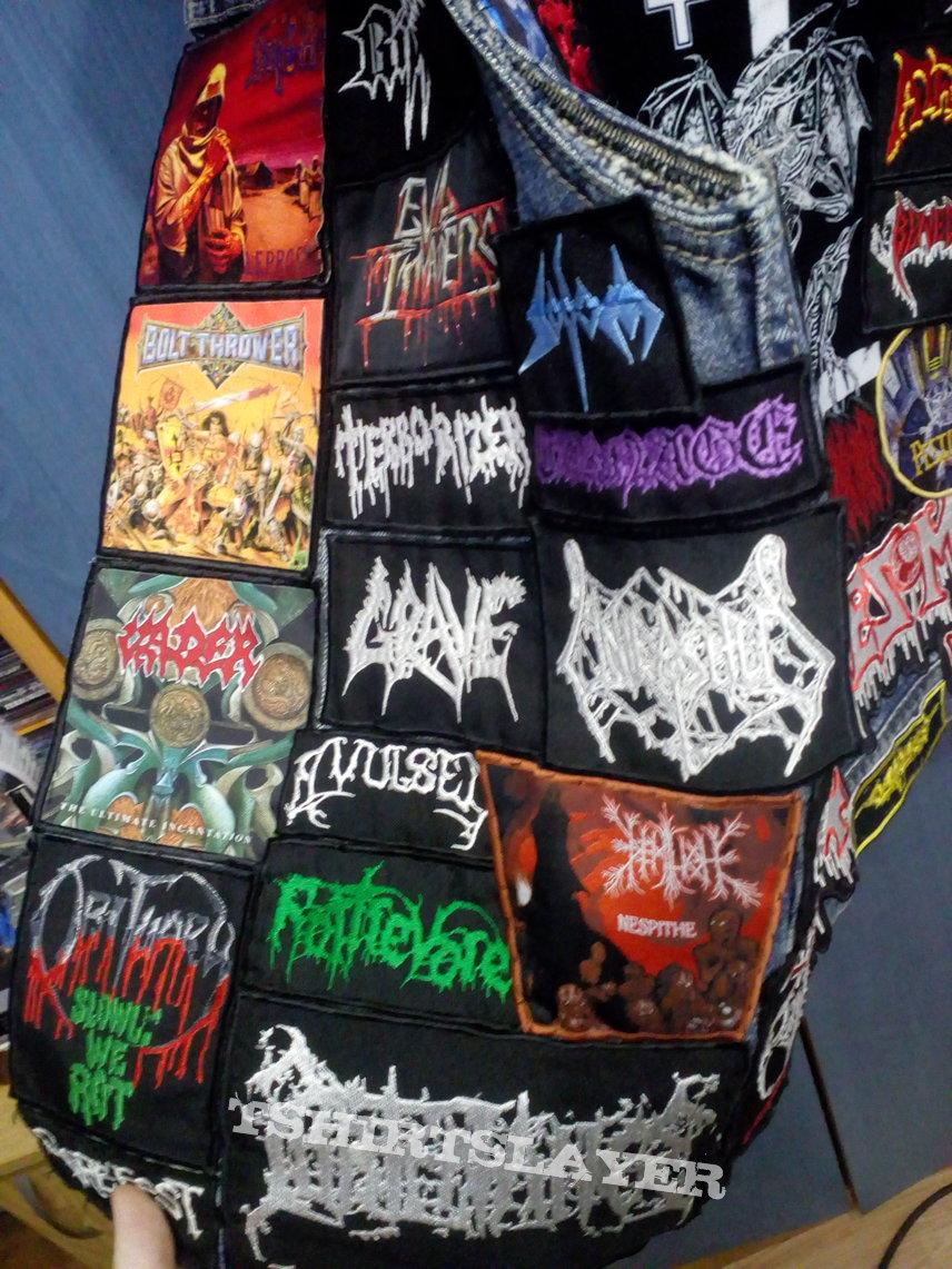 My metal vest