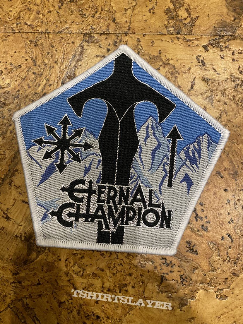 Eternal Champion Lightblue Patch