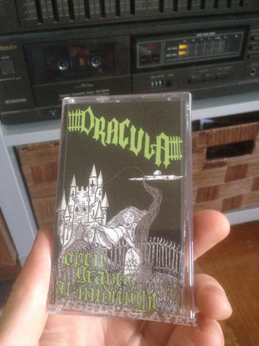 Dracula - Open Graves at Midnight