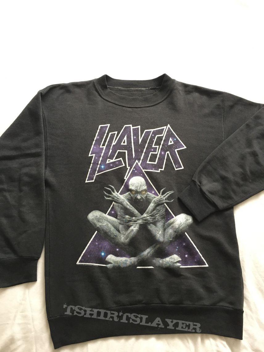 Slayer divine intervention sweatshirt