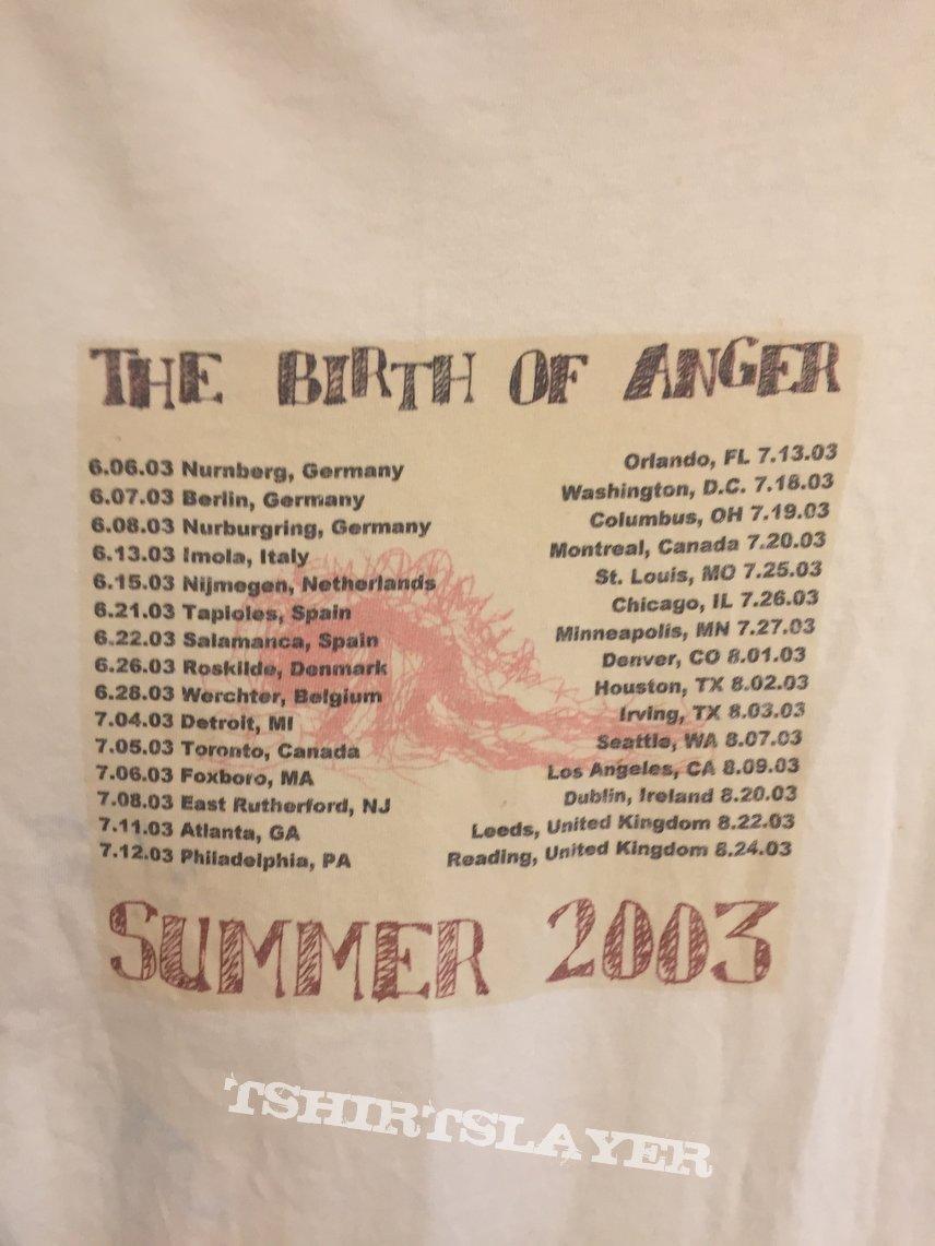 Metallica st anger fan bootleg