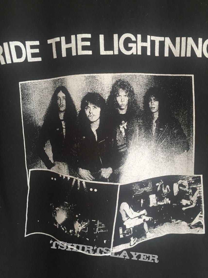Metallica RTL missing print