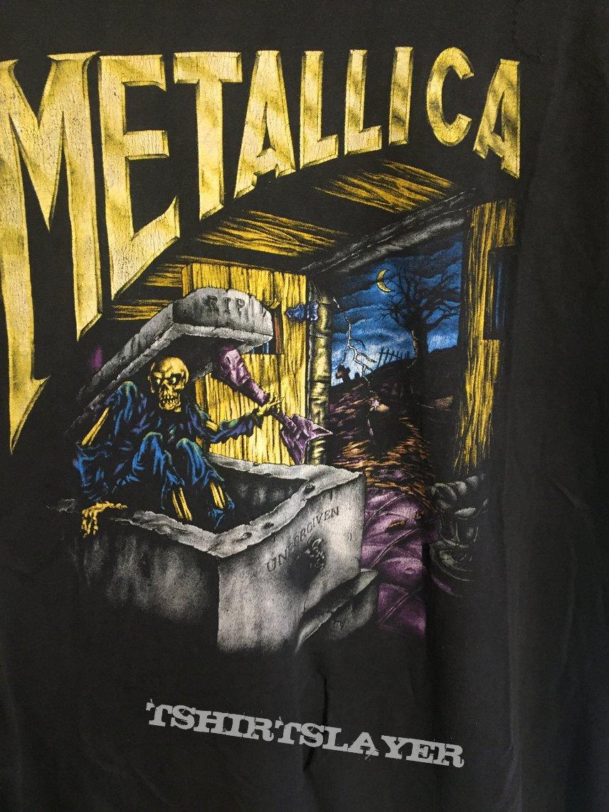 Metallica boot