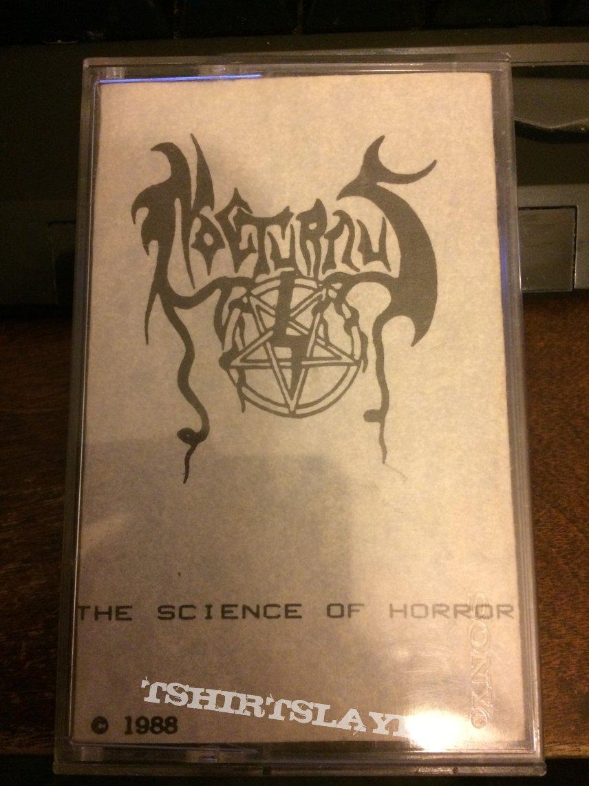 Nocturnus Science of Horror demo