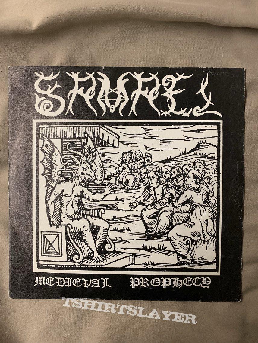 "Samael Medieval Prophecy 7"" 2nd press"