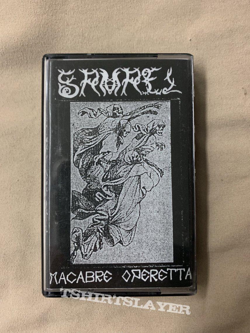 Samael Macabre Operetta demo