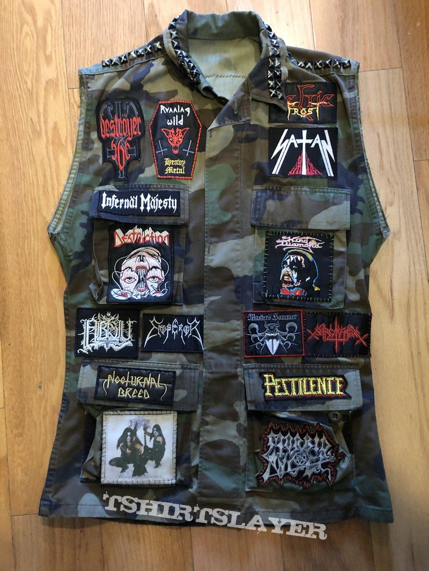 3 Battle Vests
