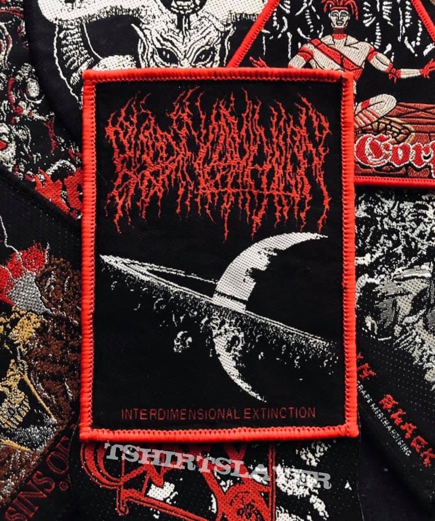 Blood Incantation Patches