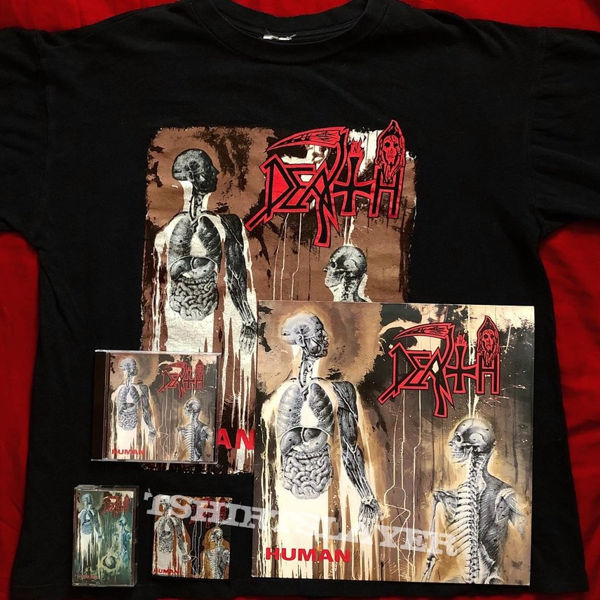 Death - Human Collection