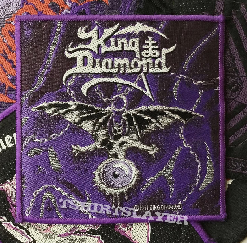 King Diamond - The Eye Patch