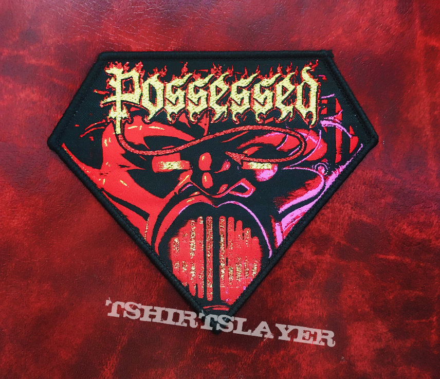 Possessed - Beyond The Gates Patch