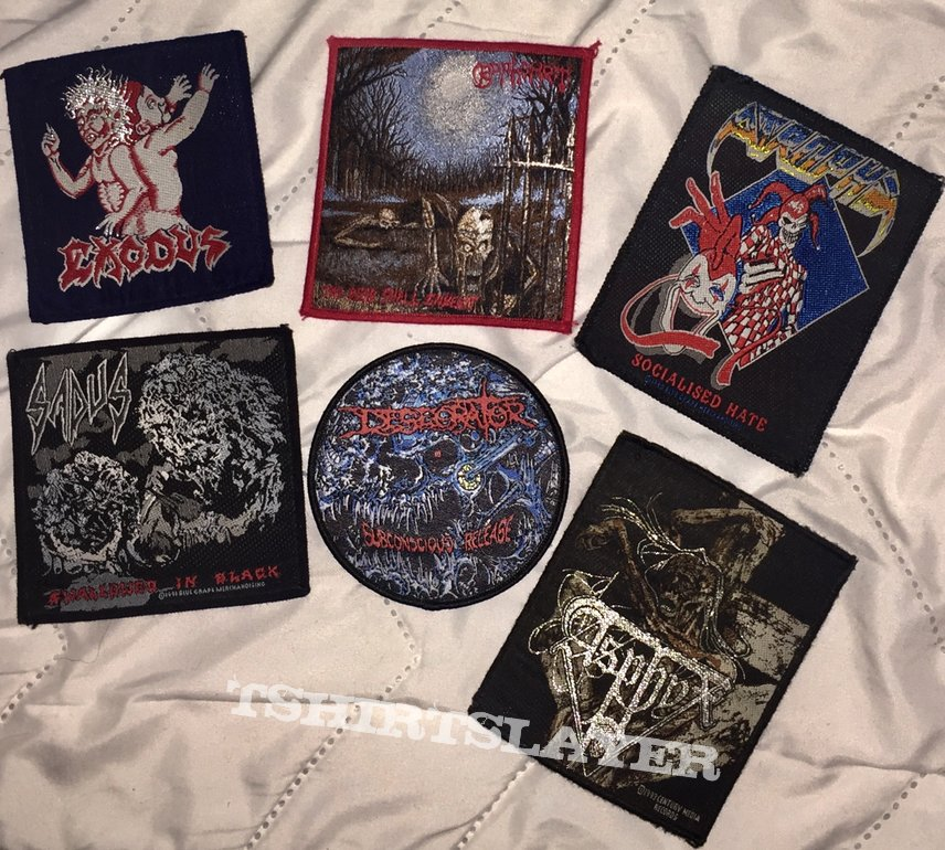 Patches Left