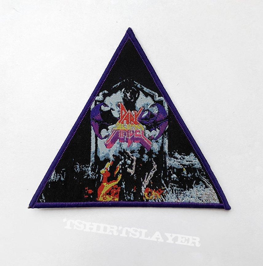 Dark Angel - Darkness Descends Triangle Patch