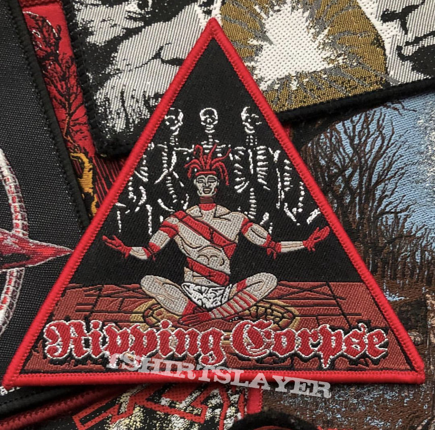 Ripping Corpse - Dreaming With The Dead Patch