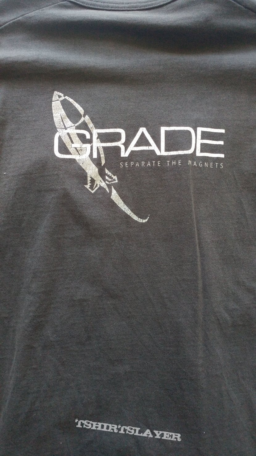 Grade Separate The Magnets shirt