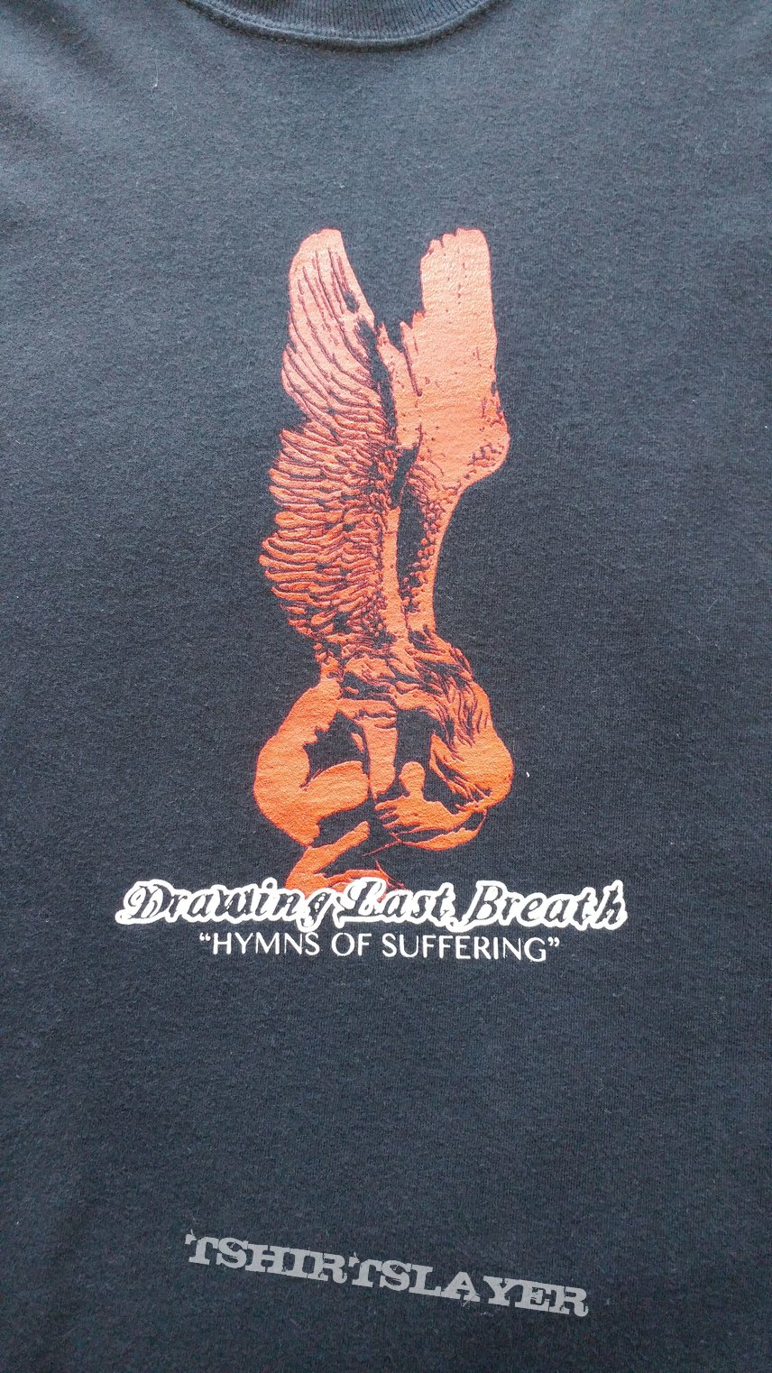 Drawing Last Breath Hymns of Suffering shirt