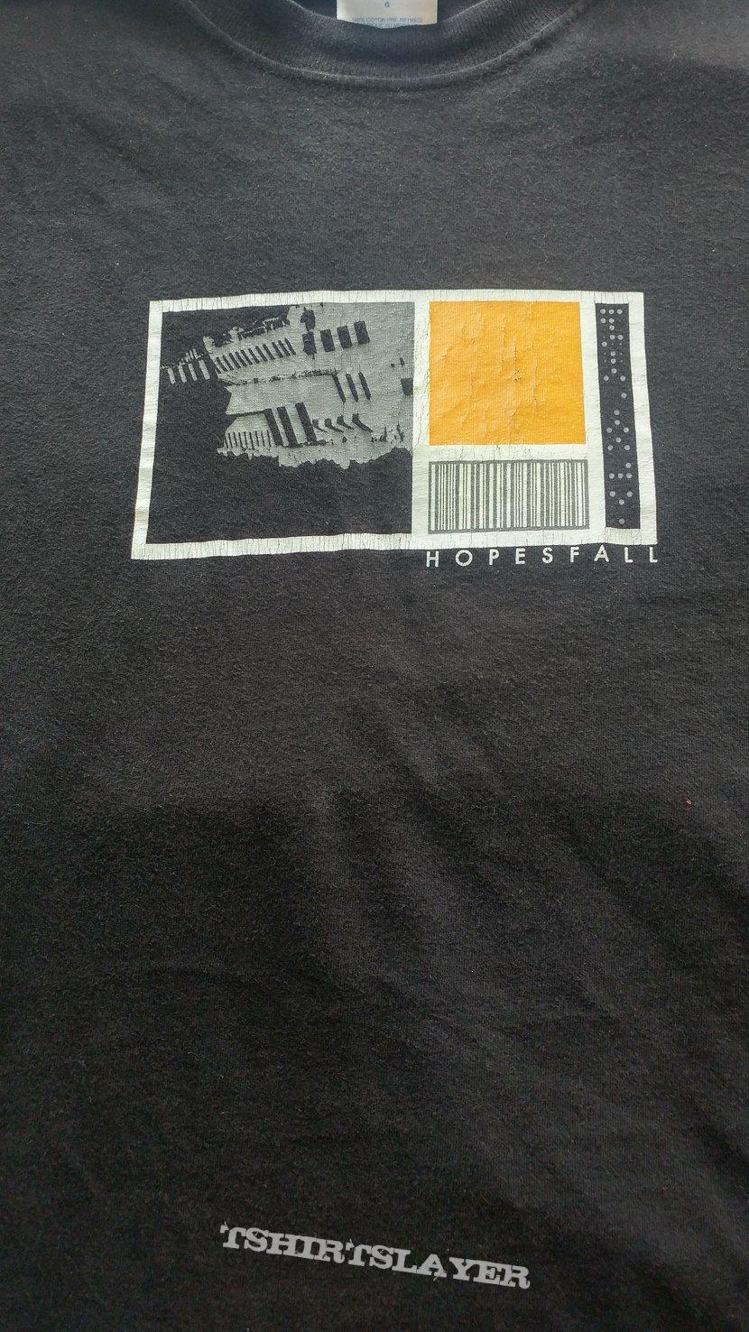 Hopesfall Trustkill shirt