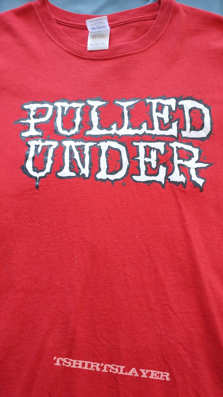 Pulled Under Harm Reduction shirt
