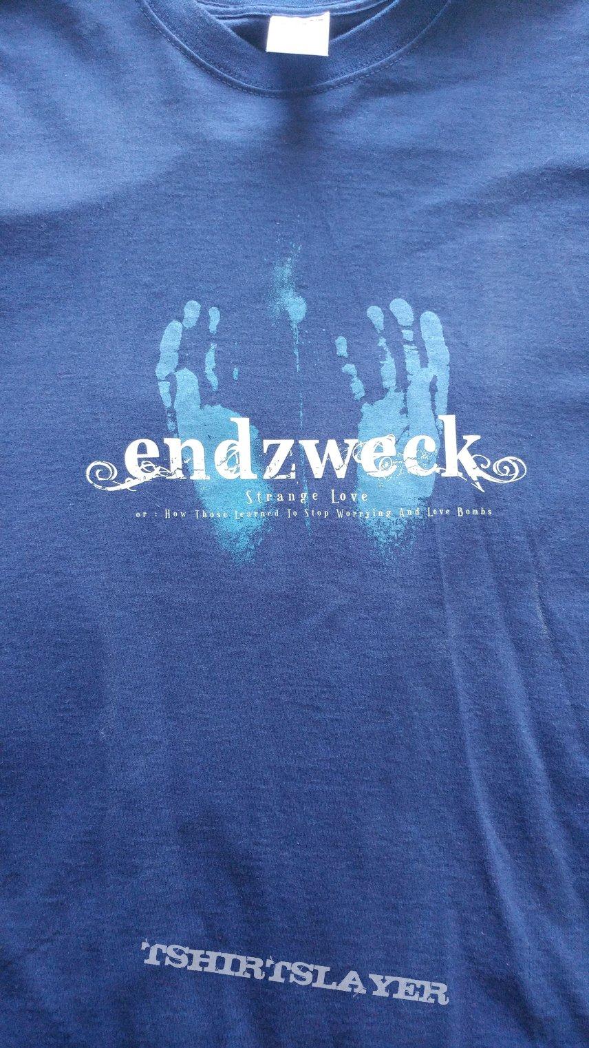 Endzweck Strange Love Good Life shirt