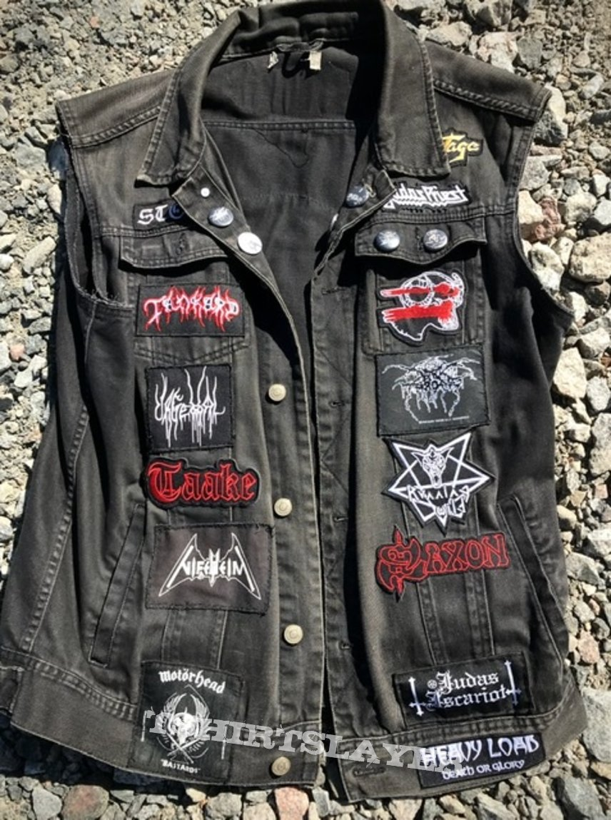 Metal Battlestar Vest