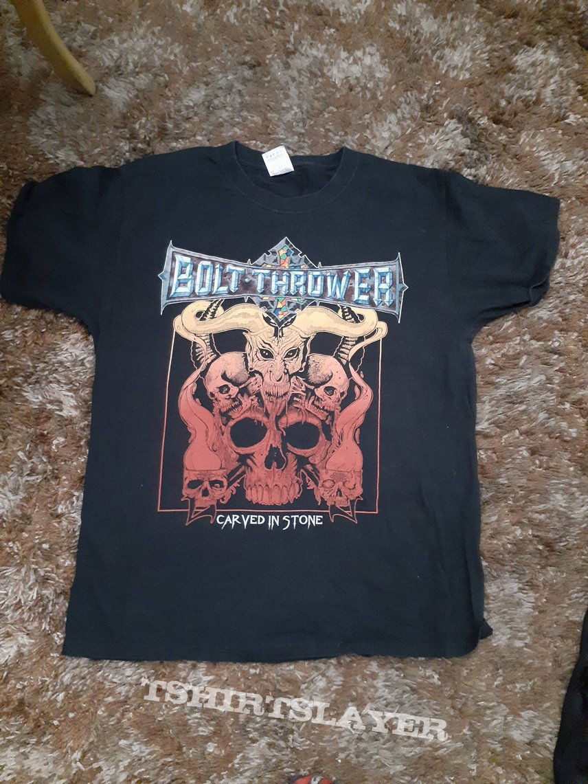 Bolt Thrower - Carved in Stone