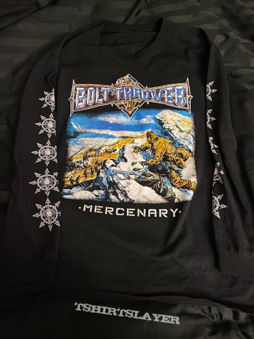 BOLT THROWER Mercenary Longsleeve