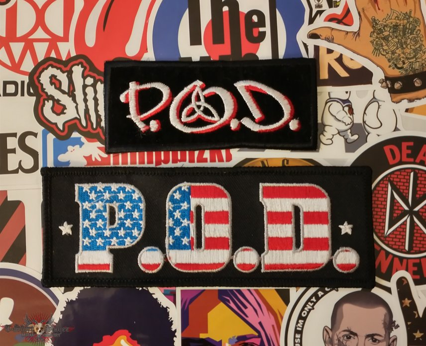P.O.D. Patches
