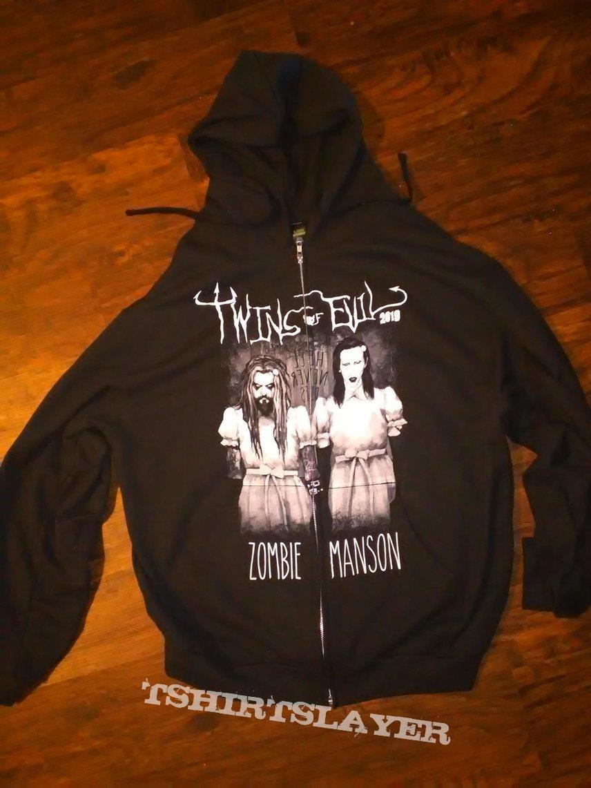 Zombie & Manson hoodie