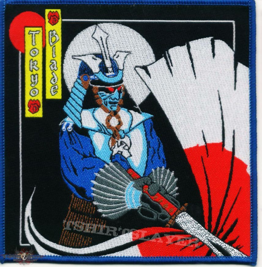 Tokyo Blade Woven Patch Wanted