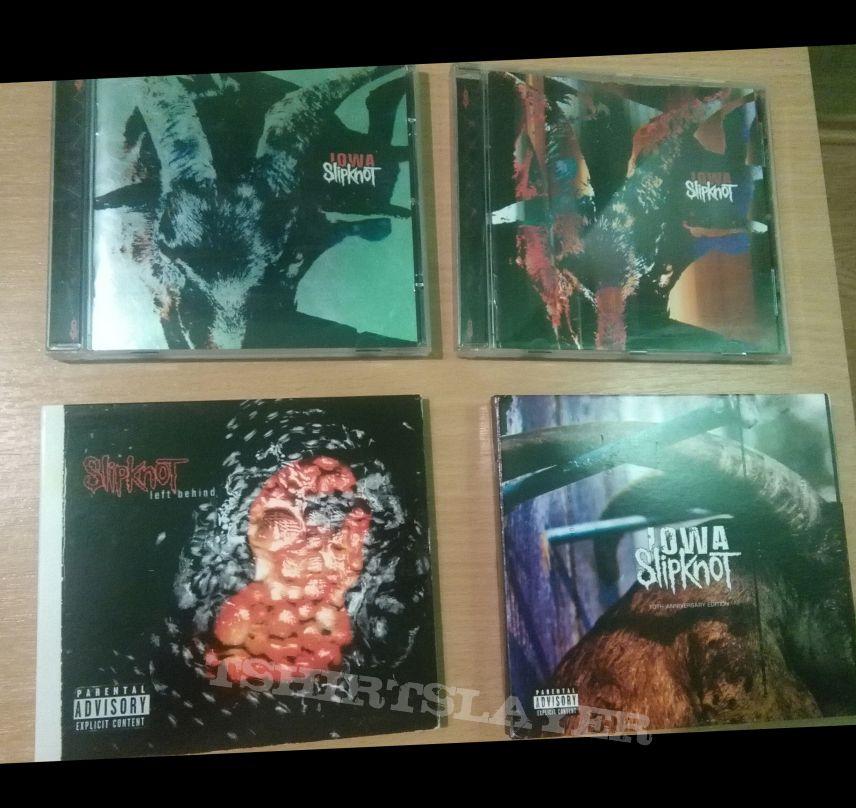Slipknot - IOWA era | TShirtSlayer TShirt and BattleJacket
