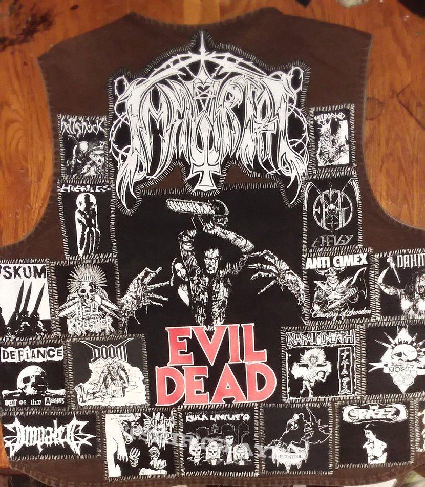 Evil Dead / Crust / Metal Vest