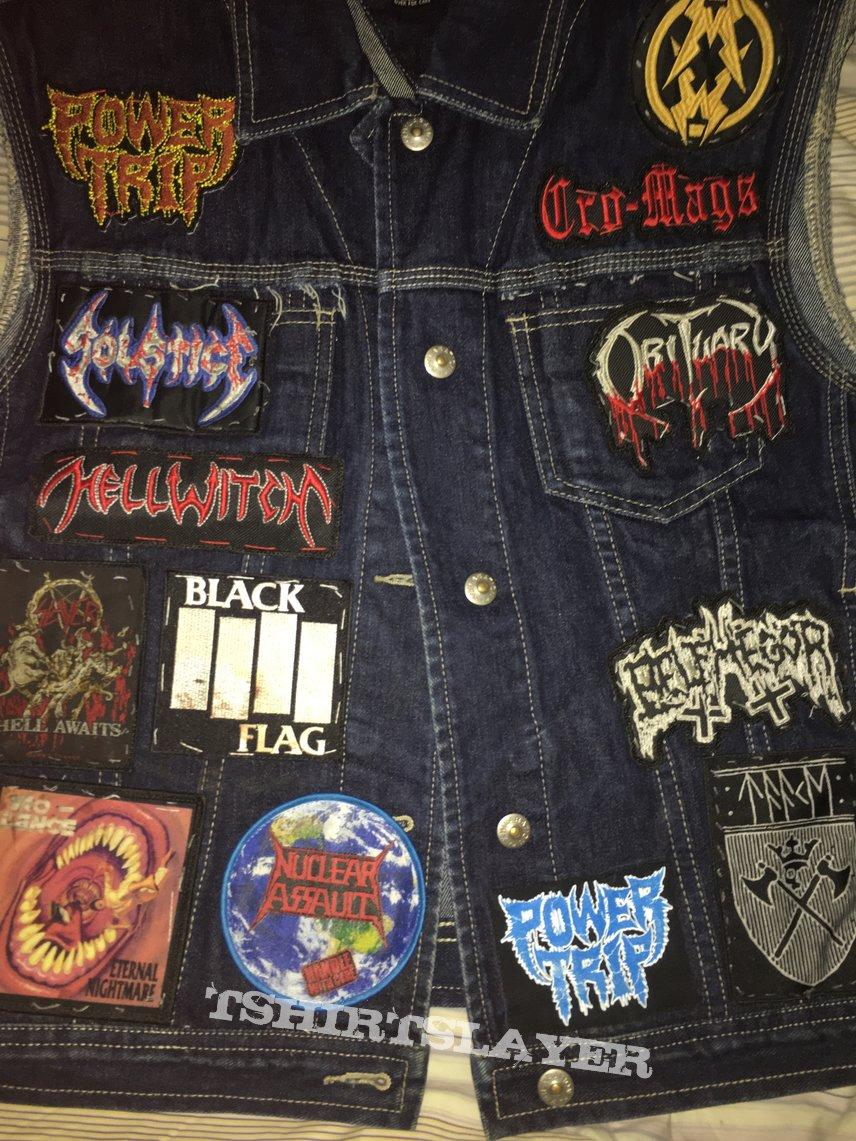 My Denim Vest (Updated)