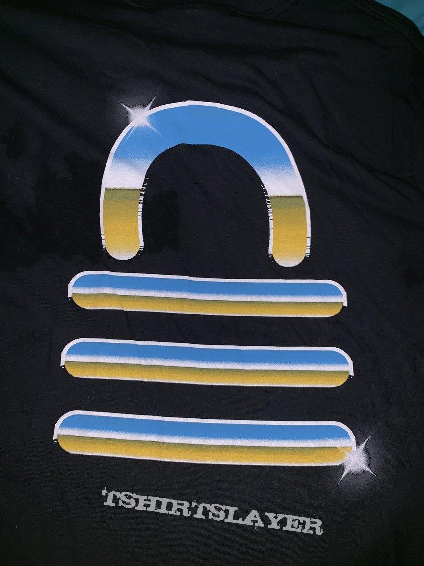 Illusion: *exclusive* Shiny Logo 2019 Summer Tour t-shirt