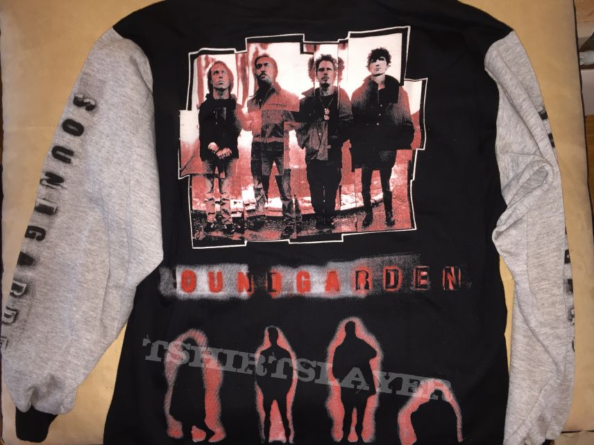 """Soundgarden - """"Down on the upside"""" Hoodie / Size XL"""