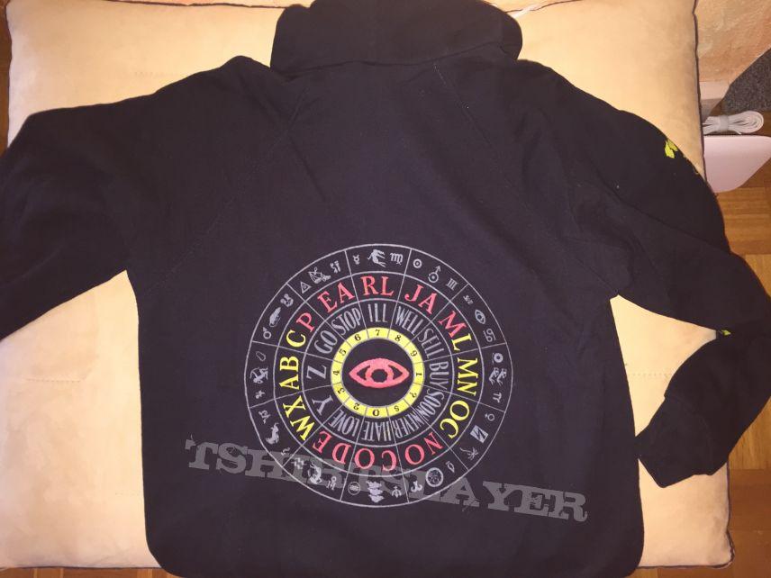 Pearl Jam - No code hoodie