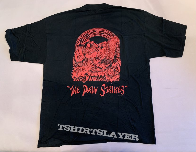 """Sick of it all - """"The pain strikes"""" shirt / Size: XL"""