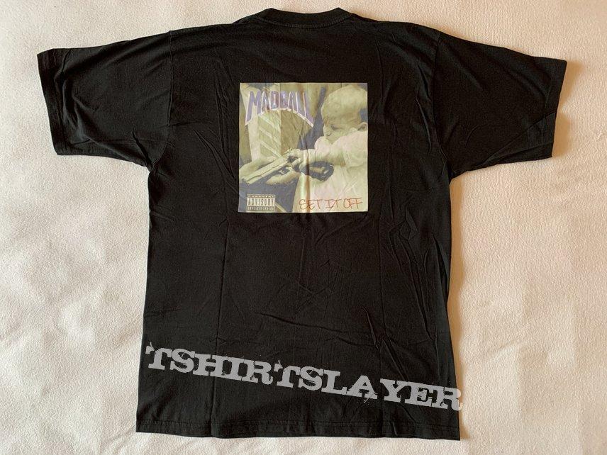 """Madball - """"Set it off"""" Shirt / Size: L"""