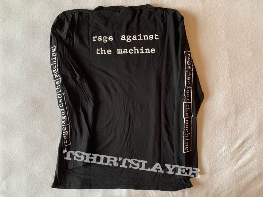 "Rage against the machine - ""FUCT"" LS / Size: XL"