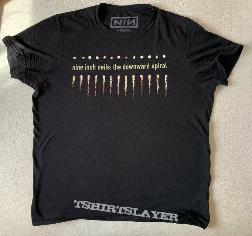 "Nine Inch Nails - ""The Downward Spiral"" shirt"
