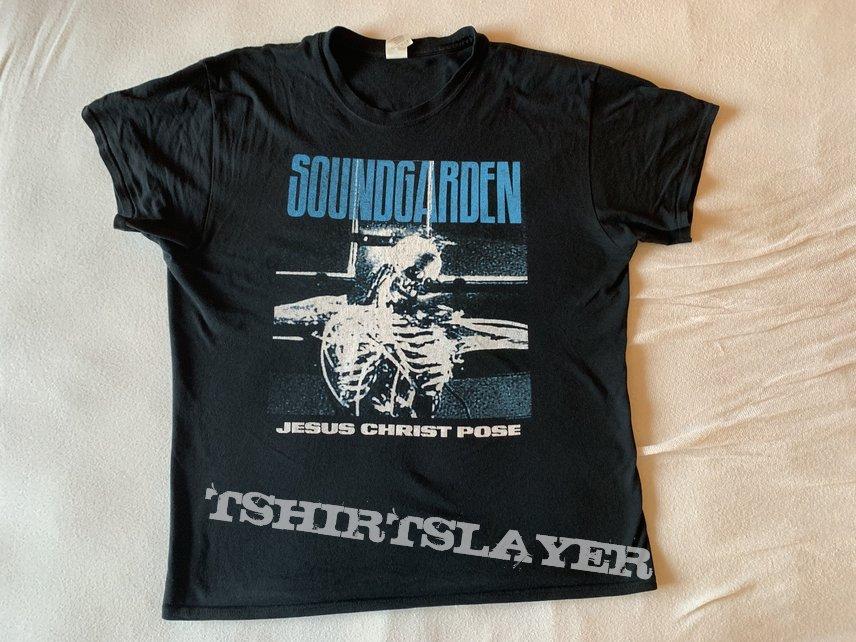 "Soundgarden - ""Jesus Christ Pose"" Shirt / Size: L"