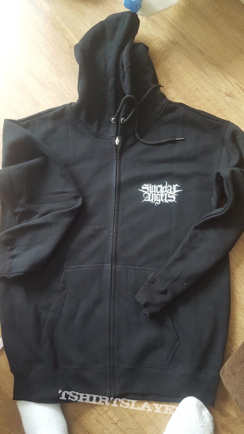 Suicidal angels hoodie