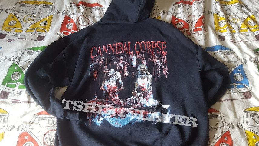 Cannibal corpse hoodie