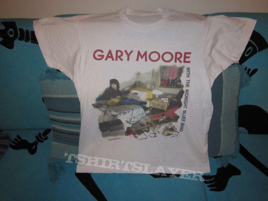 Gary Moore - Still Got The Blues Europe Tour 1990