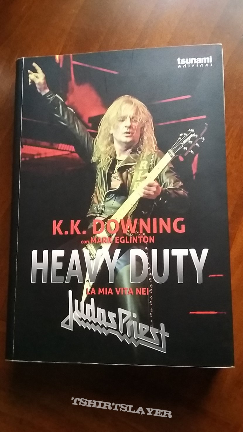 K.K. Downing - Heavy Duty / Days & Nights in Judas Priest