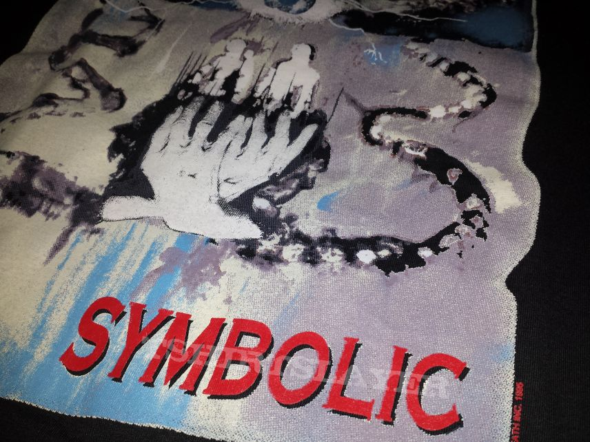 """Death Symbolic """"Metal to the Masses"""" Tour SS"""