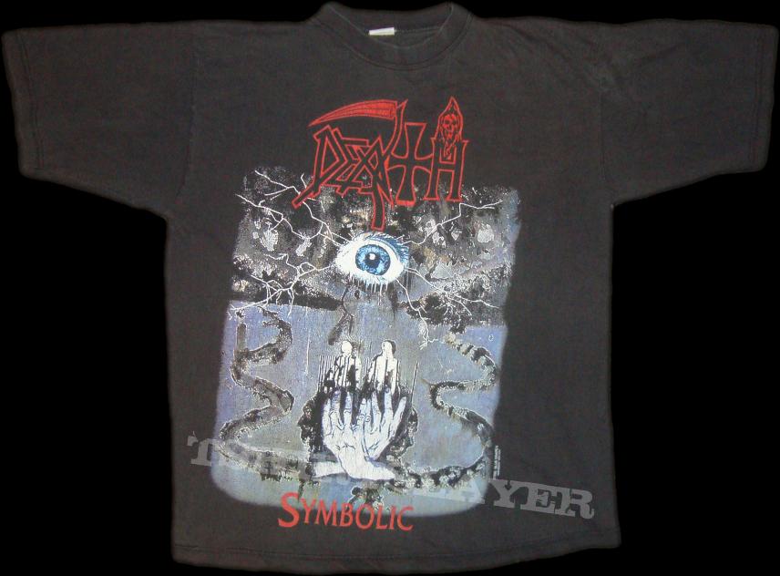 Death - Symbolic Tour - Euro