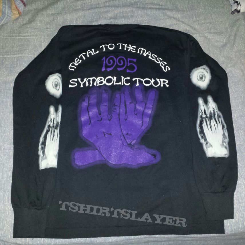 """Death Symbolic """"Metal to the Masses"""" Tour LS"""